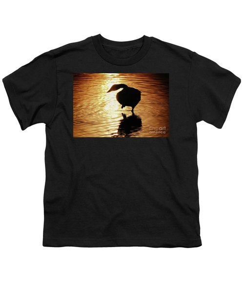 Golden Swan Youth T-Shirt