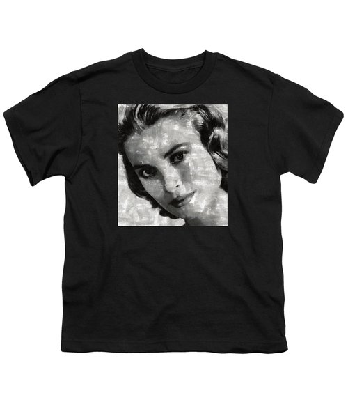 Grace Kelly Youth T-Shirt