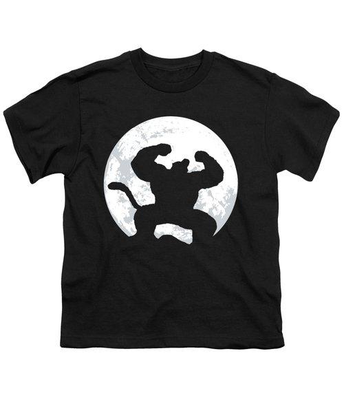Great Ape Youth T-Shirt by Danilo Caro