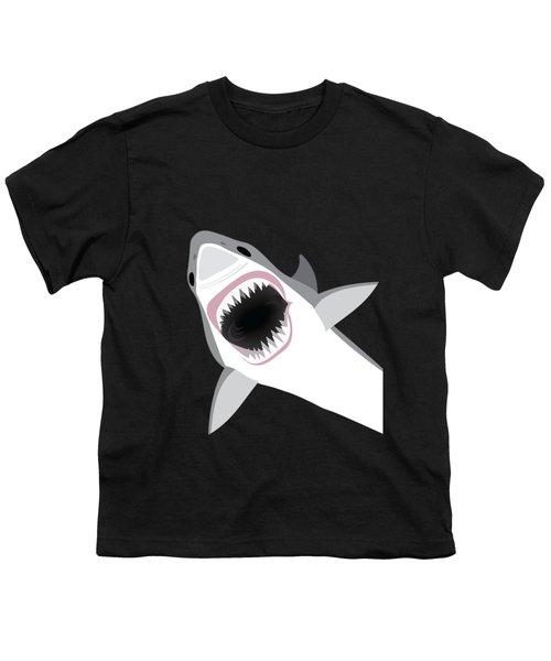 Great White Shark Youth T-Shirt