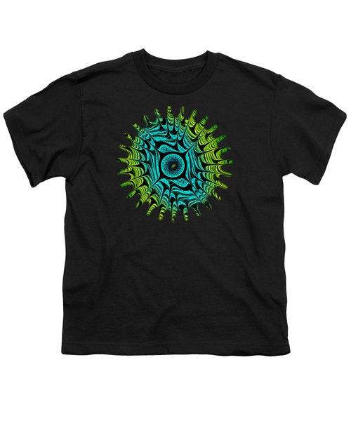 Green Dragon Eye Youth T-Shirt