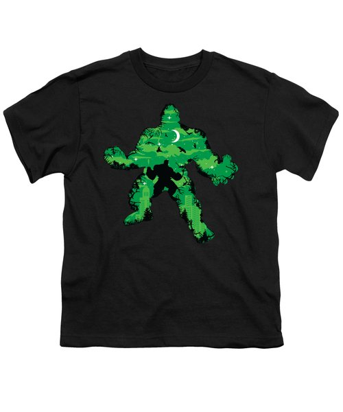 Green Monster Youth T-Shirt