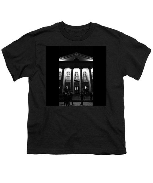 Habe Nun, Ach!  #ndh #theater Youth T-Shirt