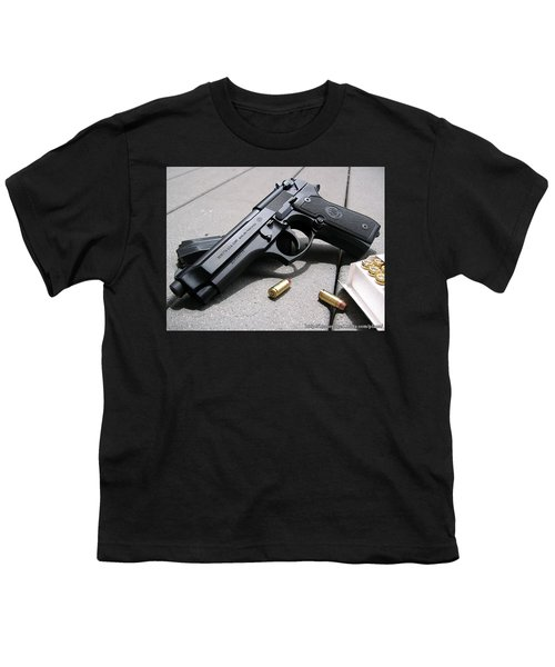 Handgun Youth T-Shirt