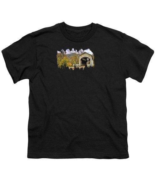 Harris Covered Bridge Youth T-Shirt