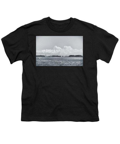 Hart Island, Nyc  Youth T-Shirt