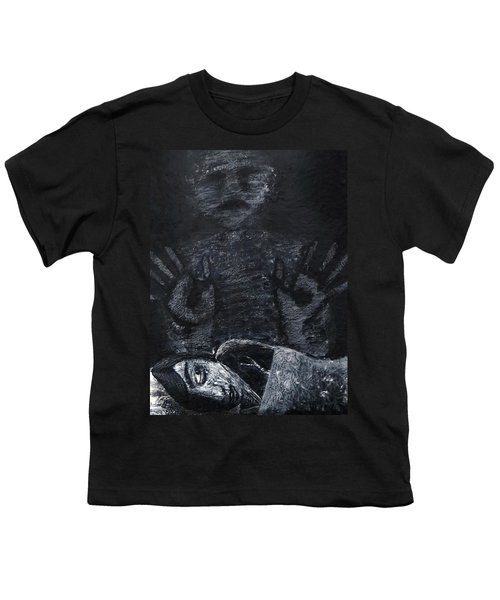 Haunted Youth T-Shirt by Teresa Wing