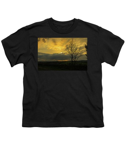 Heart Of Gold Youth T-Shirt
