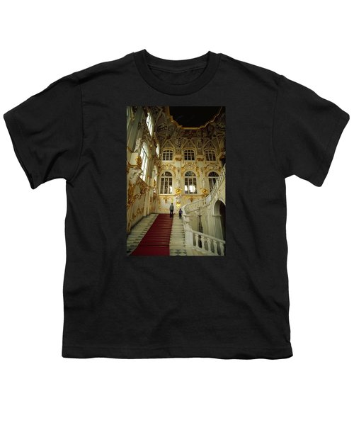 Hermitage Staircase Youth T-Shirt