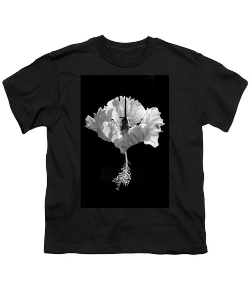 Hibiscus As Art 2 Youth T-Shirt