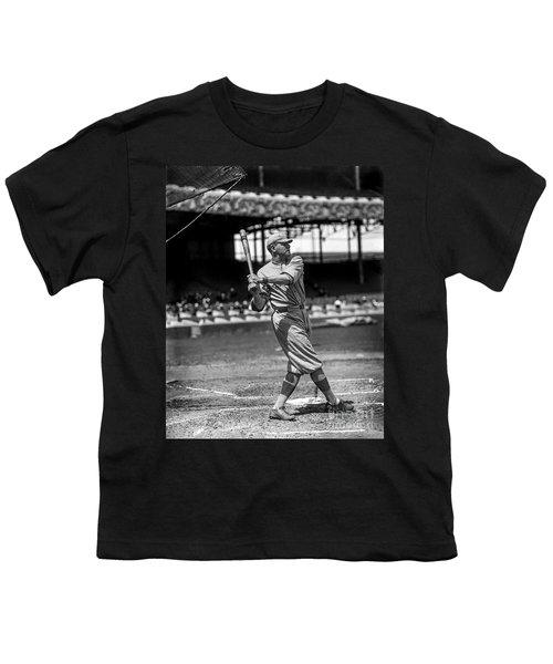 Home Run Babe Ruth Youth T-Shirt