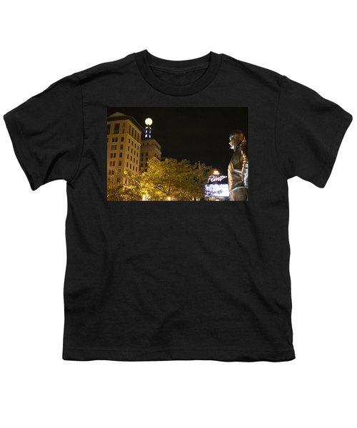 Hopeful For Flint's Future Youth T-Shirt