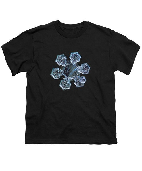 Icy Jewel Youth T-Shirt by Alexey Kljatov