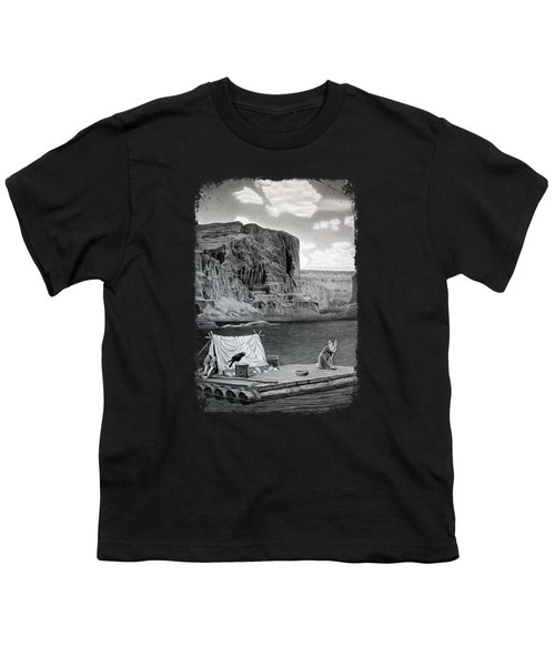In The Grand Canyon Youth T-Shirt