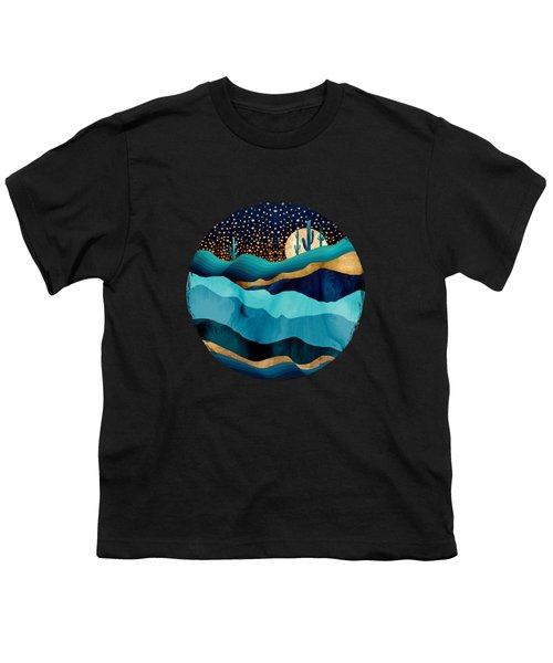 Indigo Desert Night Youth T-Shirt