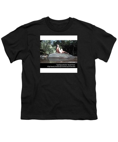 Into The Wild Youth T-Shirt
