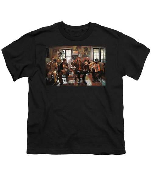 Jazz A 7 Youth T-Shirt