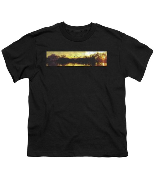 Jefferson Rise Youth T-Shirt by Reuben Cole