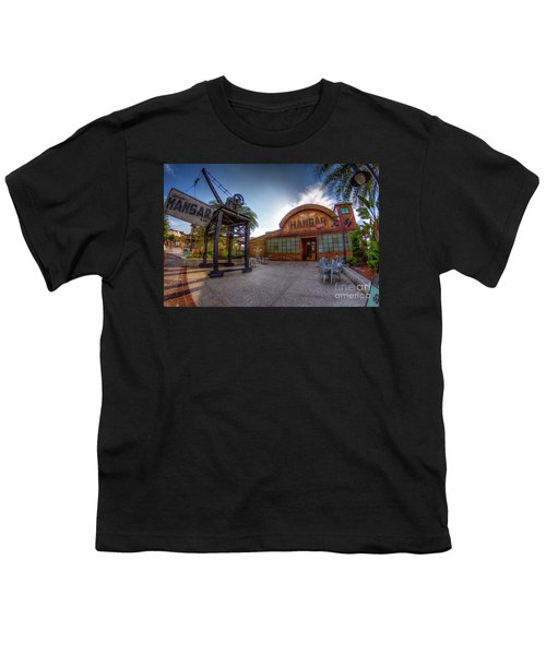 Jock Lindsey's Hangar Bar Youth T-Shirt