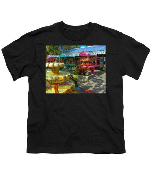 Key West Mallory Square Youth T-Shirt