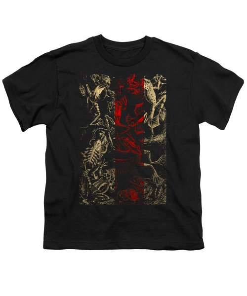 Kingdom Of The Golden Amphibians Youth T-Shirt