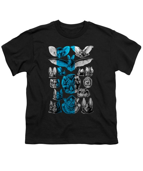 Kingdom Of The Silver Bats Youth T-Shirt by Serge Averbukh