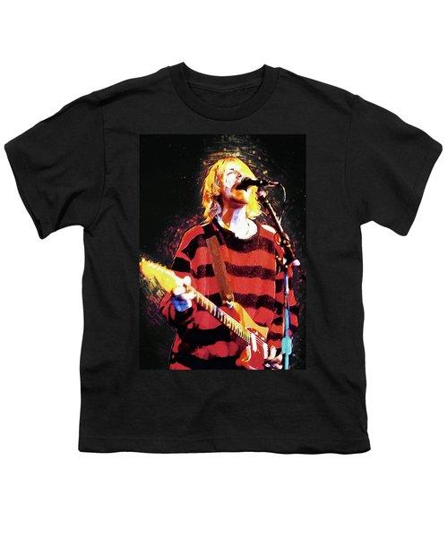 Kurt Cobain Youth T-Shirt