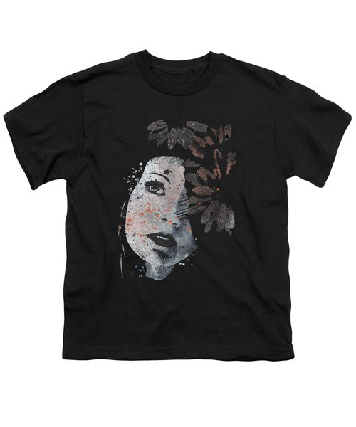 Lack Of Interest - Rust Youth T-Shirt