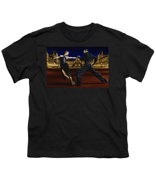Last Tango In Paris Youth T-Shirt by Richard Young
