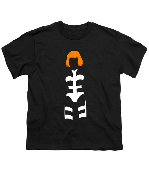 Leeloo Silhouette Youth T-Shirt