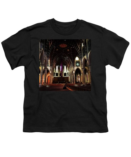 Lent  Youth T-Shirt by Frank J Casella