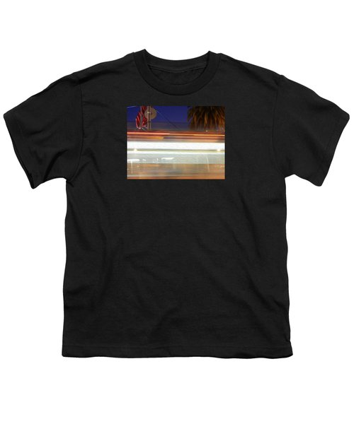Life In Motion Youth T-Shirt by Ryan Fox