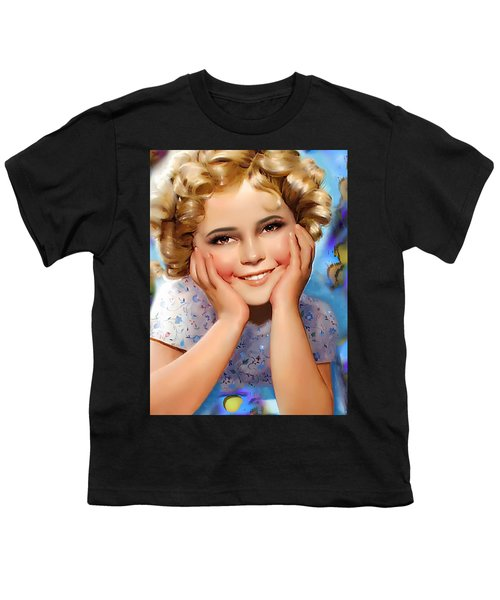 Little Miss Shirley Youth T-Shirt