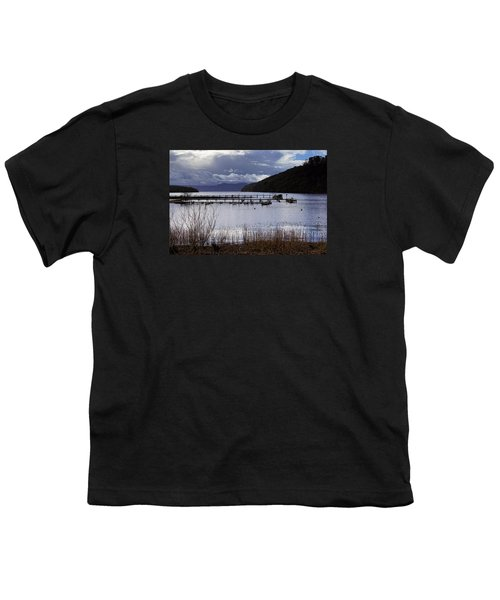 Youth T-Shirt featuring the photograph Loch Lomond by Jeremy Lavender Photography
