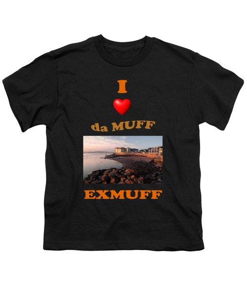 Love Da Muff  Youth T-Shirt