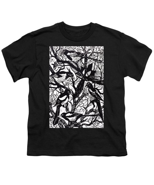 Magpies Youth T-Shirt