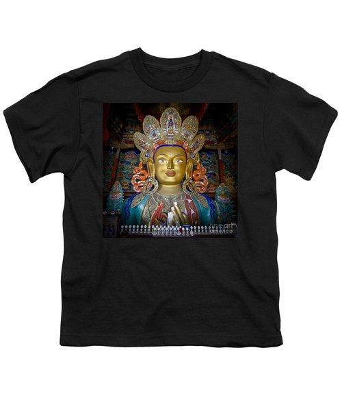 Maitreya Buddha Youth T-Shirt