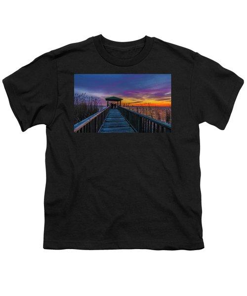 Mattamuskeet Lake Youth T-Shirt