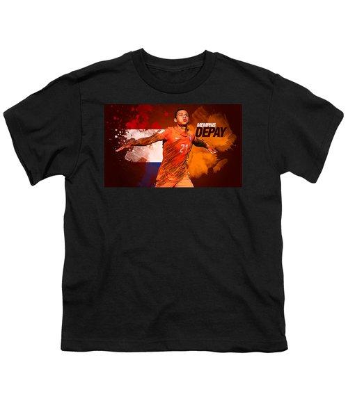 Memphis Depay Youth T-Shirt