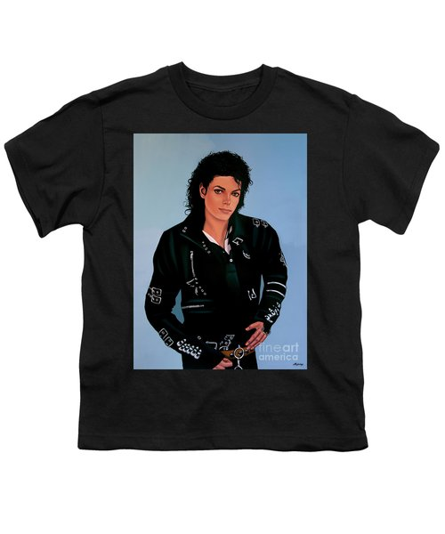 Michael Jackson Bad Youth T-Shirt