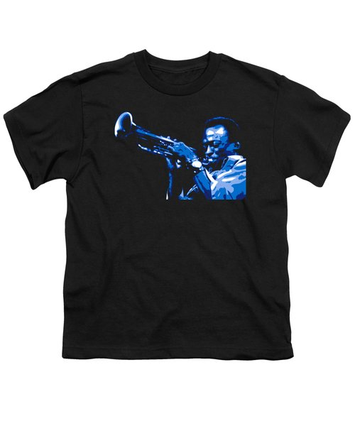 Miles Davis Youth T-Shirt