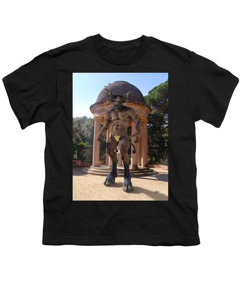 Monster Maze Youth T-Shirt
