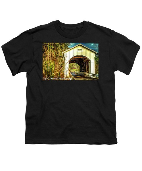 Mosby Creek Bridge Youth T-Shirt