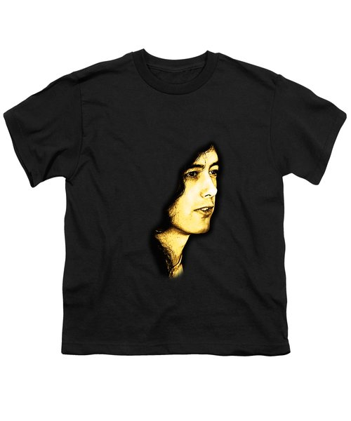 Mr Page Youth T-Shirt by Sara Pixel Pixie