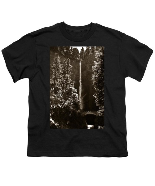 Multnomah Falls Youth T-Shirt
