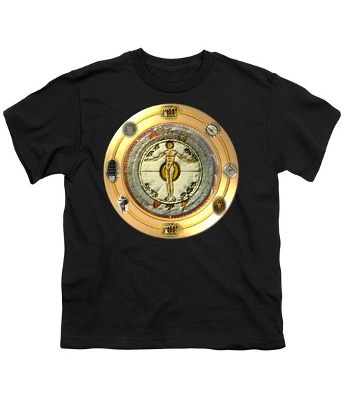 Mysteries Of The Ancient World By Pierre Blanchard Youth T-Shirt