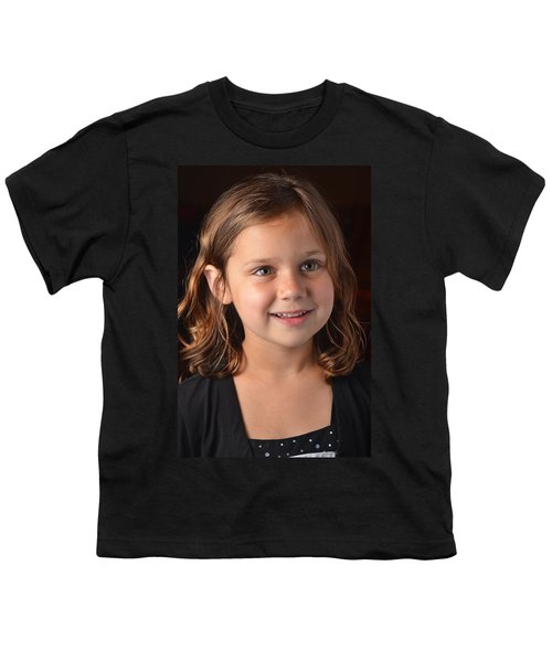 Naturally Kayleigh Youth T-Shirt by Carle Aldrete