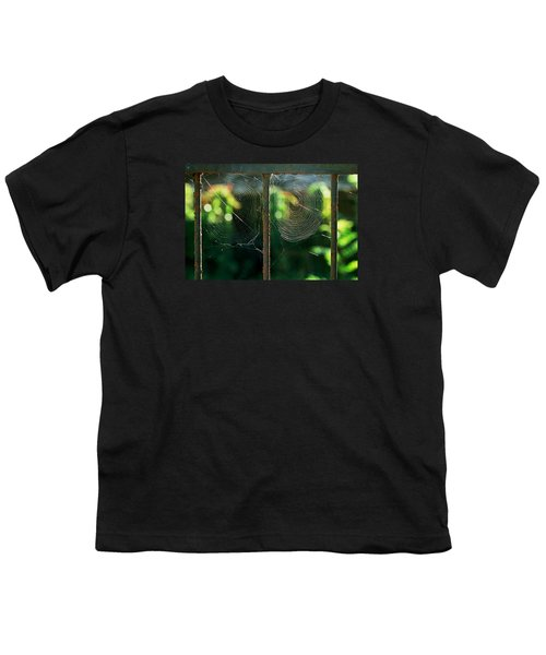 Youth T-Shirt featuring the photograph near Giverny by Dubi Roman