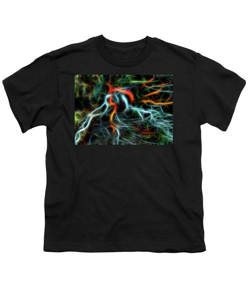 Neurons On Fire Youth T-Shirt