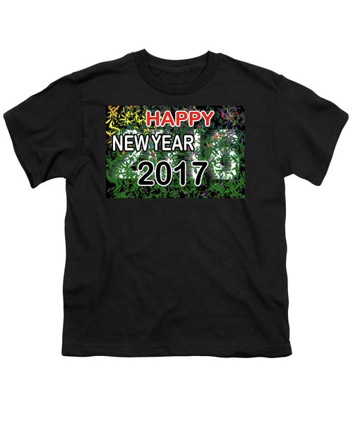 New Year Youth T-Shirt